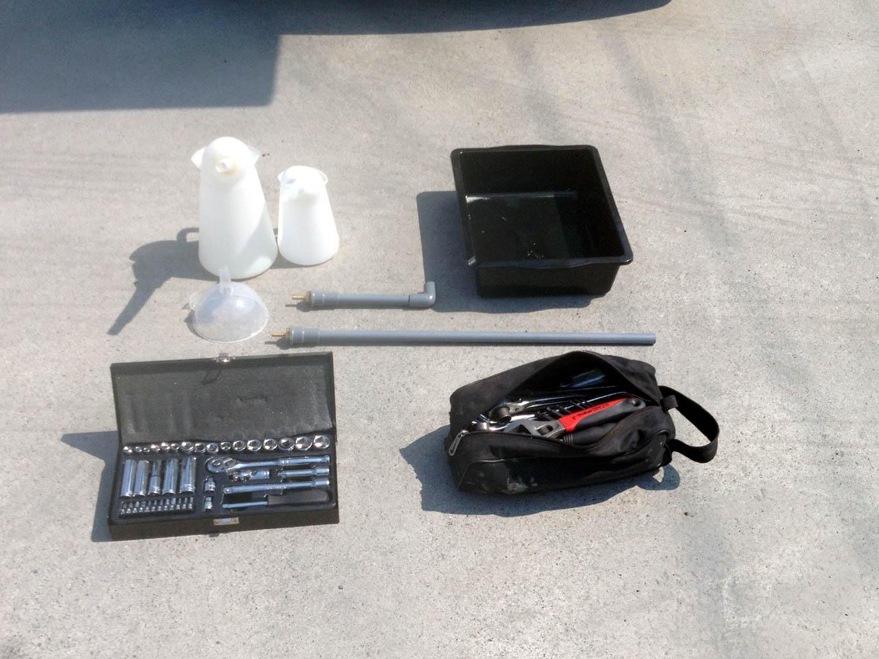 工具とオリジナルSST