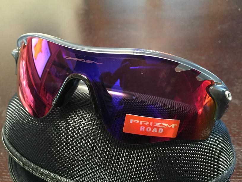 Oakley Jawbreaker Prizm >> OAKLEY RadarLock PRISM ROAD Tour de France Collection ...