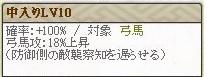 極 限定池田 スキルLv10