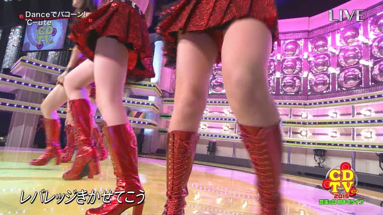 ℃-uteの脚6