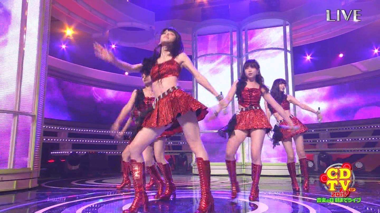 ℃-uteの脚11