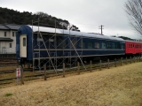 天竜浜名湖鉄道天竜二俣駅 ナハネ20-347