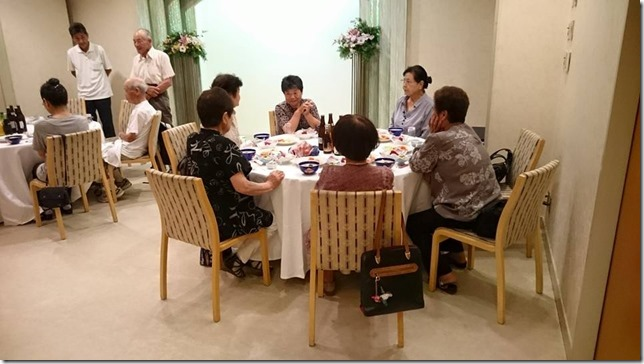 小菊の里つくりの会中間慰労会