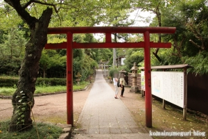 城山稲荷神社(松江市殿町)22