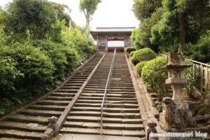 城山稲荷神社(松江市殿町)43