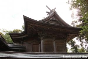 城山稲荷神社(松江市殿町)69