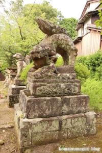 城山稲荷神社(松江市殿町)4