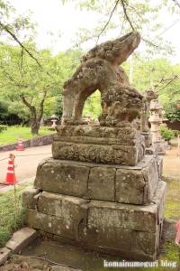 城山稲荷神社(松江市殿町)7
