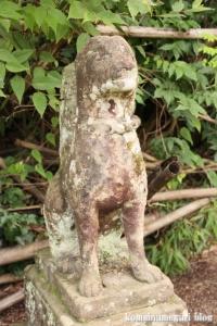 城山稲荷神社(松江市殿町)28
