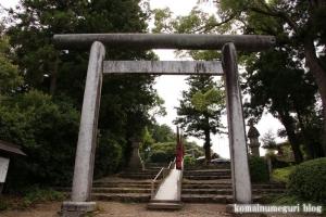 護国神社(松江市殿町)3