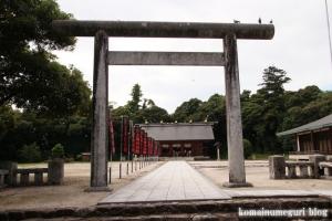 護国神社(松江市殿町)7