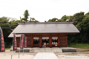 護国神社(松江市殿町)8