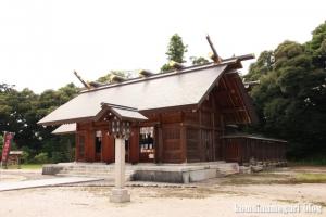 護国神社(松江市殿町)9