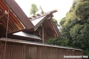 護国神社(松江市殿町)10