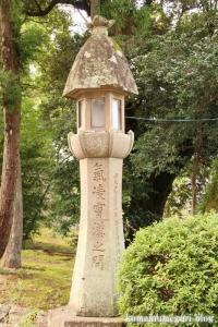 護国神社(松江市殿町)5