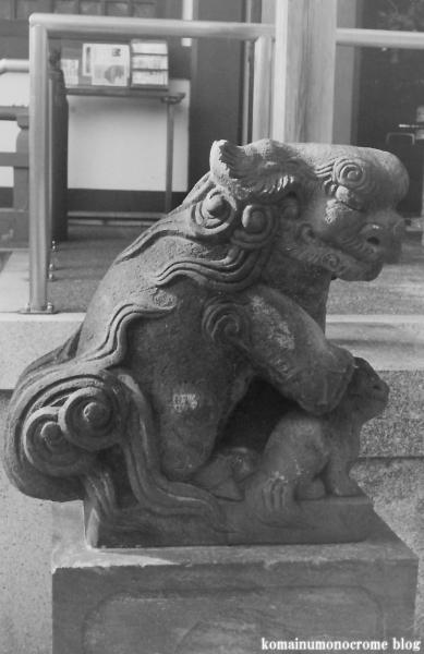 瀬田玉川神社(世田谷区瀬田)3