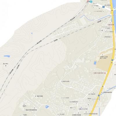 松島駅地図