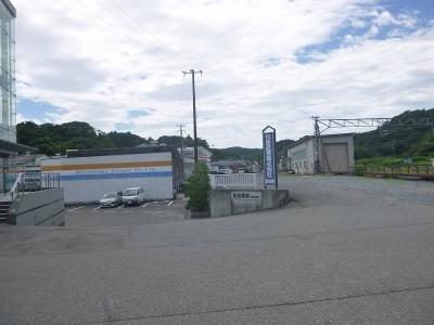 松島駅出て右