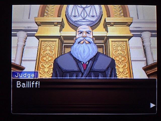 逆転裁判 北米版 しかしまだ謎は残される1