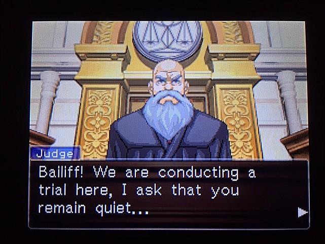 逆転裁判 北米版 しかしまだ謎は残される18