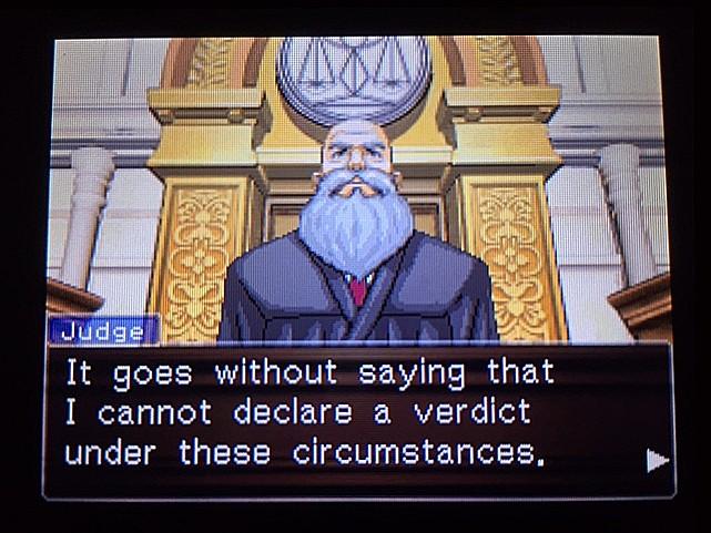 逆転裁判 北米版 しかしまだ謎は残される24