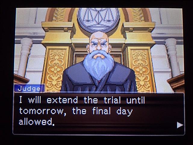 逆転裁判 北米版 しかしまだ謎は残される25