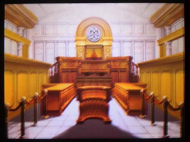 逆転裁判 北米版 かつてのヤニ・ヨギとは?4