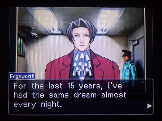 逆転裁判 北米版 エッジワースの悪夢3