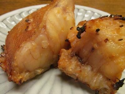 ハチカサゴの韓国風味噌漬け5