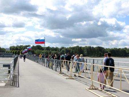 ペテルゴフ高速船9