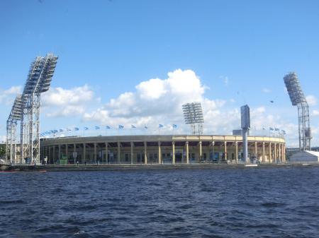 ペテルゴフ高速船6