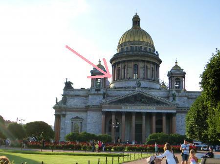 イサク大聖堂(イサーク大聖堂)1