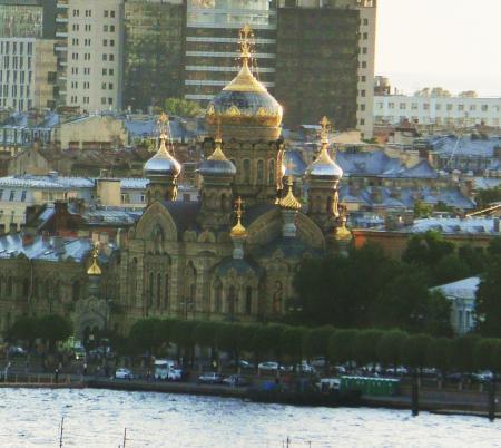 展望台(イサク大聖堂)4