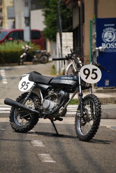 HONDA CB50S