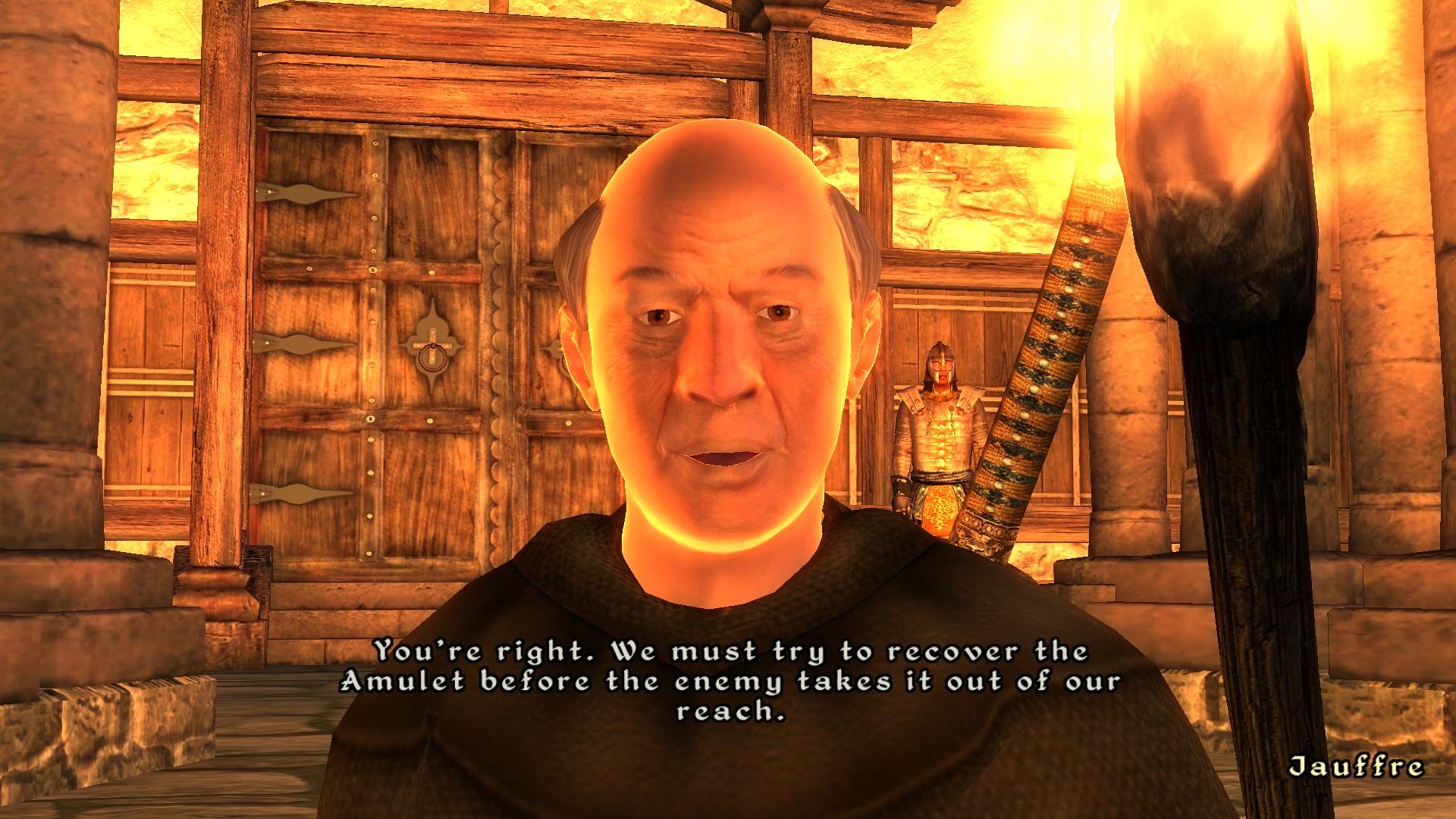『Oblivion -Joeのシロディール紀行-』 第35話「相棒と鑑識」