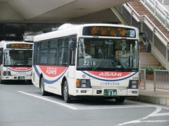 朝日2218号車