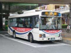 朝日2257号車