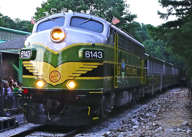 July1815 Stone Mountain Scenic Railway 6143
