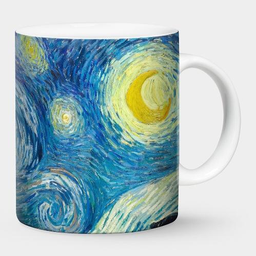 MoMA スターリーナイト マグカップ