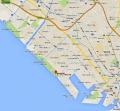 稲毛海浜公園広域マップ