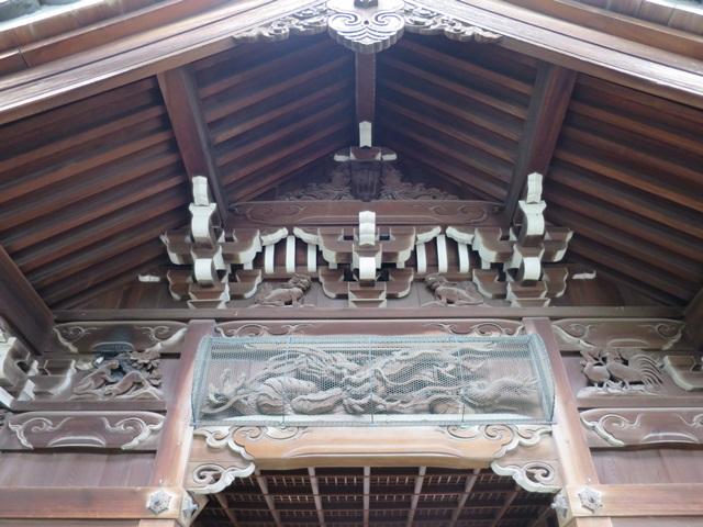 三狐神社④