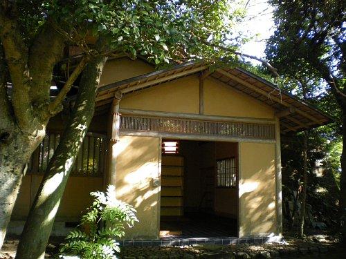 山本条太郎別邸