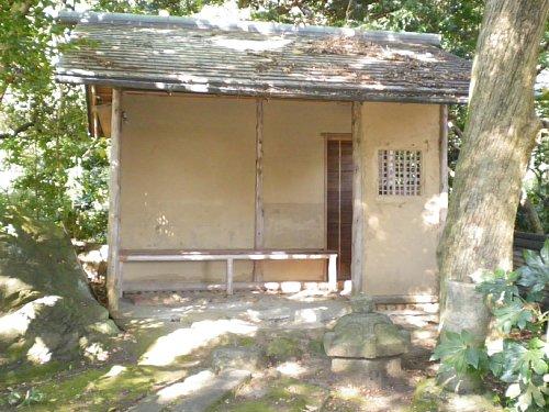 山本条太郎別邸・腰掛待合1