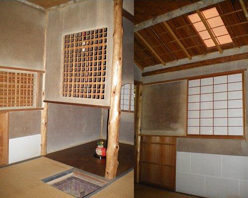 山本条太郎別邸・茶室②