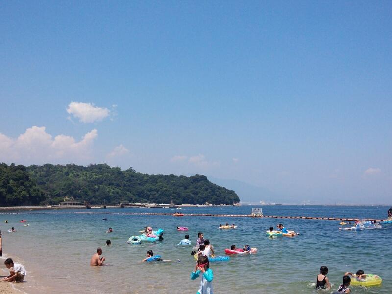 「包ヶ浦海水浴場」の画像検索結果