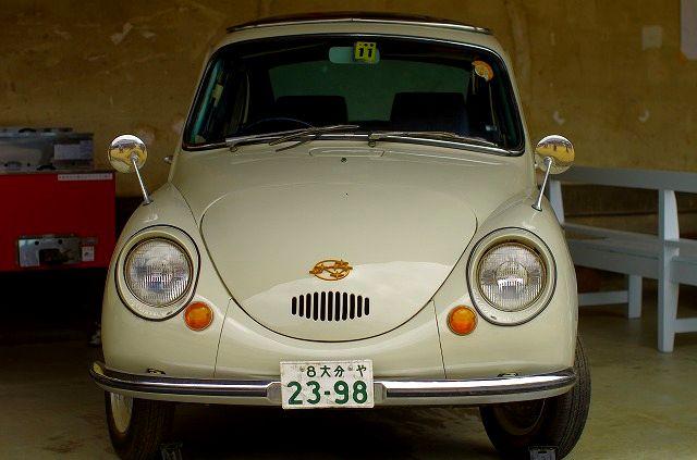 昭和を生きた車たち