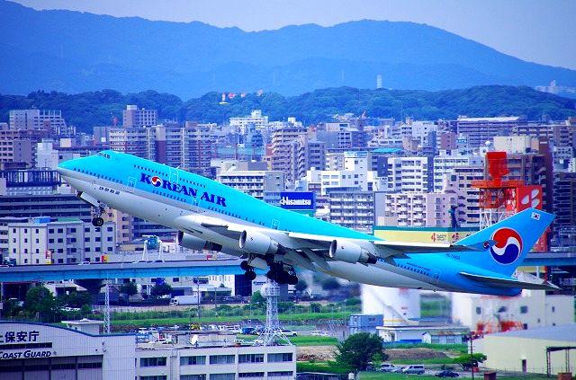 出撃 福岡空港 2