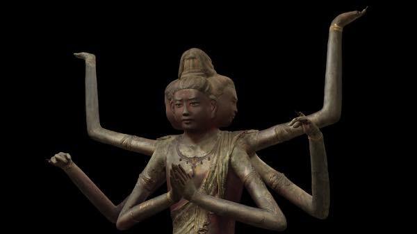20150624 阿修羅像