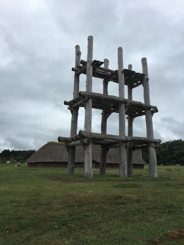 20150731 三内丸山遺跡