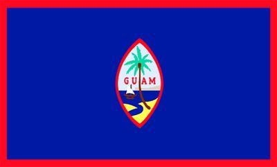 20150808 グアムの旗